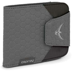 Osprey QuickLock RFID - Porte-monnaie - gris/noir